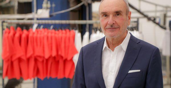 Tiziano Beretti, presidente di Movimoda